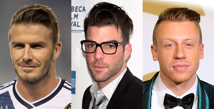 10 Most Attractive Men S Hairstyles Best Haircuts For