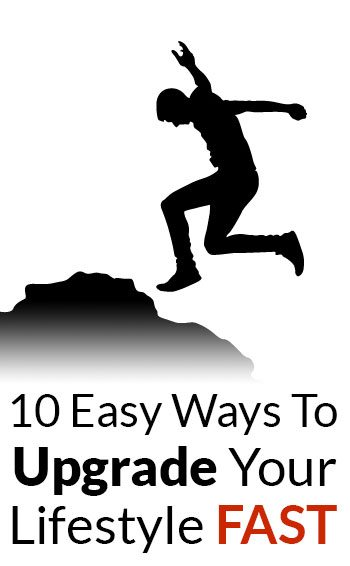10 Easy Ways To Upgrade Your Lifestyle FAST | Tips To Live