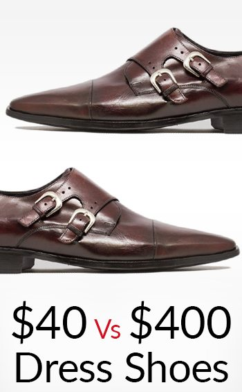 Differences Between  40 And  400 Dress Shoes  ccc0f7d24