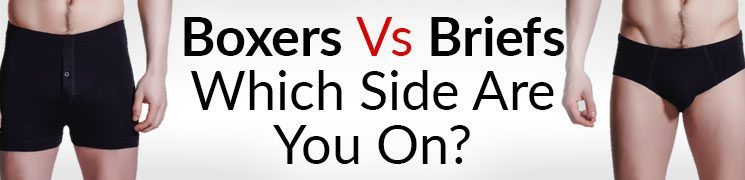 Briefs vs Boxers vs Boxer Briefs | What Mens Underwear Style Is Best? | Types Of Men's Under Wear