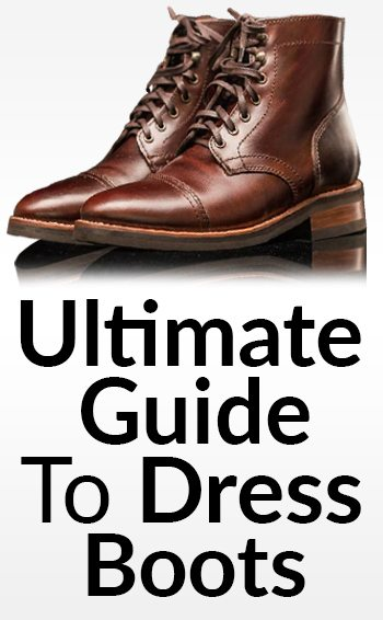 Dress Boots For Men Chukka Lace Up And Chelsea Boot Styles