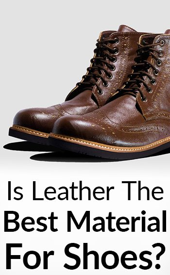 6778f7b6060d 3 Alternatives To Leather Shoes