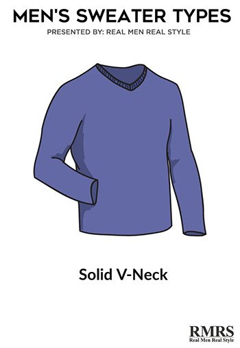 Which Sweaters Are Attractive Mans Guide To Choosing A Sweater