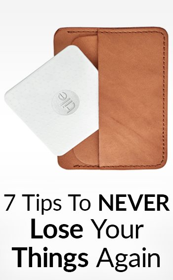 how to never lose your wallet