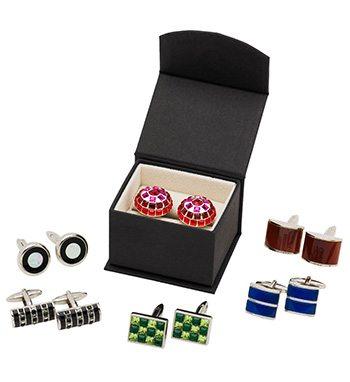 dark-knot-cufflink-with-packaging