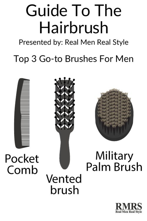 How To Brush Your Hair Correctly | Ultimate Guide To Men's