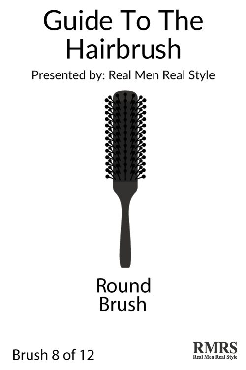 How To Brush Your Hair Correctly Ultimate Guide To Men S Hair Hairbrushes And Styling Products
