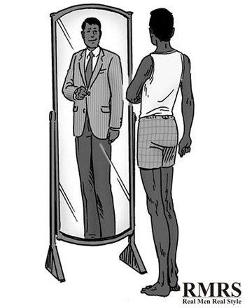 S Cartoon Fashion Men