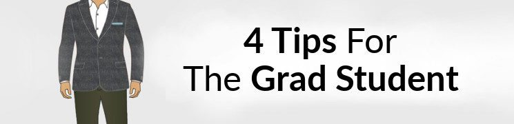 Graduate Student's Wardrobe | Best Grad Student Essentials | College Fashion Staples