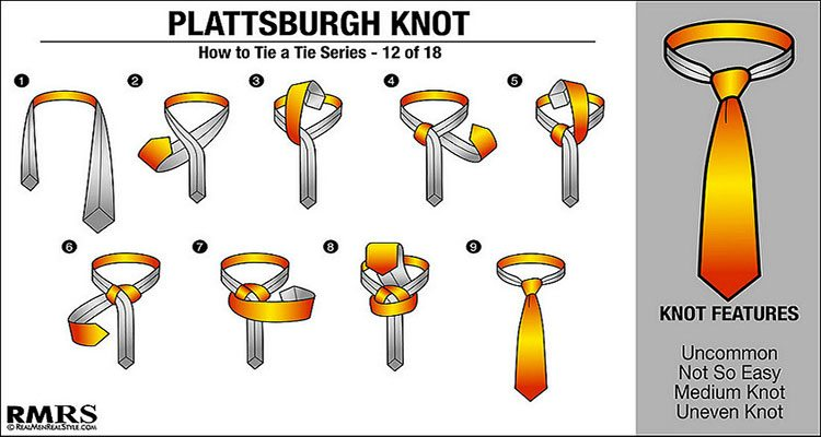 how to tie a tie series