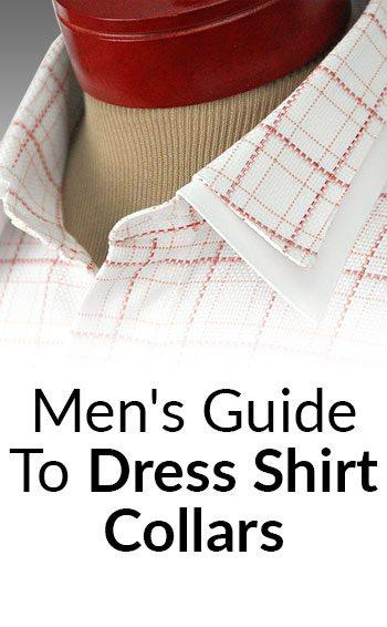 53a8ffe304e 4 Common Shirt Collar Styles