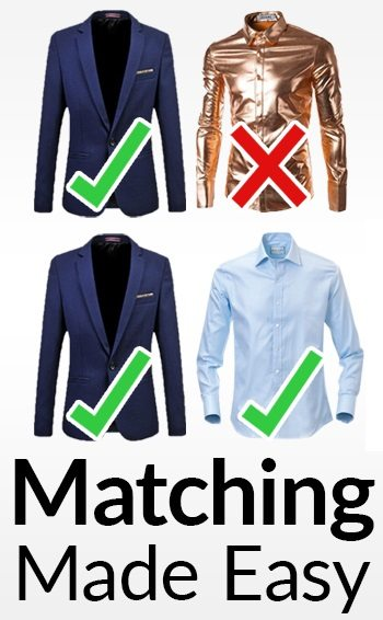 7c1bf39e312 5 Rules To Match Clothing Well