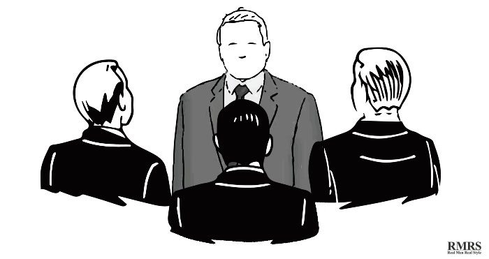 confident boss