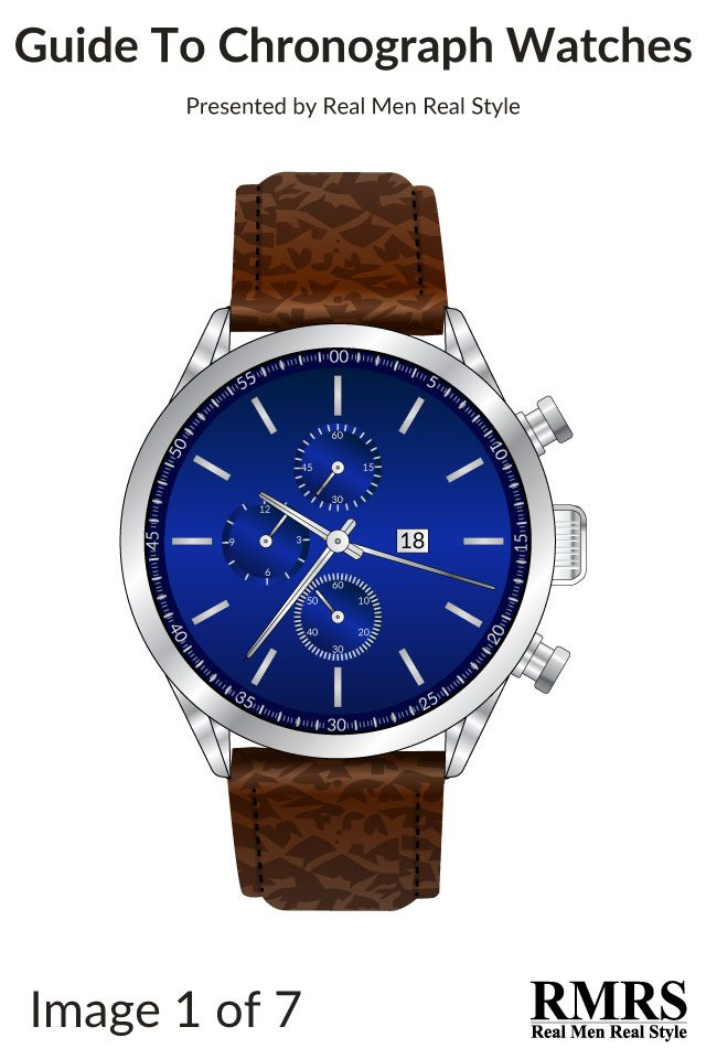 use chronograph watches