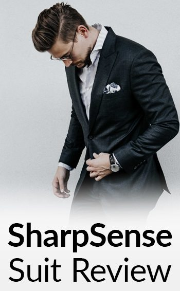 SharpSense Suit Review | How To Buy Made-To-Measure Suits Online