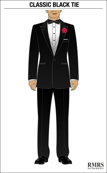 The Whole Purpose Of Black Tie Format Is To Give An Almost Militaristic Rank And File Tone Important Occasion