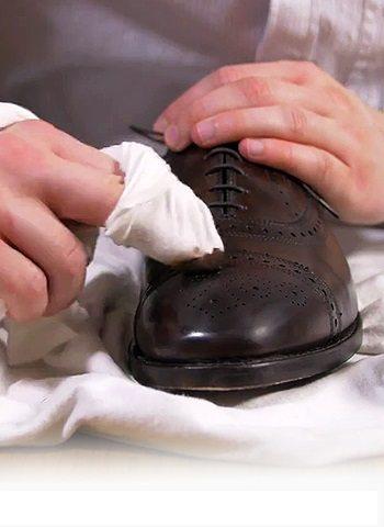 shoe-shine
