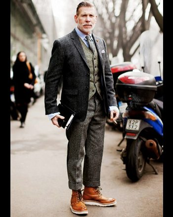 Who Is Your Style Inspiration? | 59 Sharp Dressed Men To ...