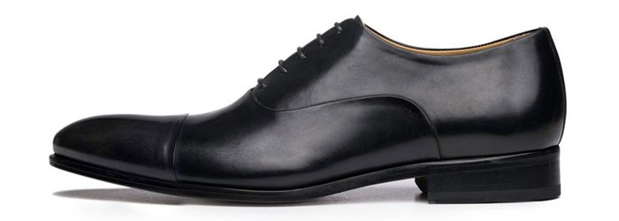 abb9b9fac4ba ace marks cap toe oxfords black