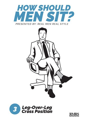 Straight Vs Crossed Legs Should Men Sit With Their Knees