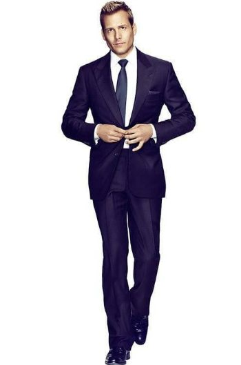 1f68bfd59f Harvey Specter Suits   Haircut - Gabriel Macht Suit Style