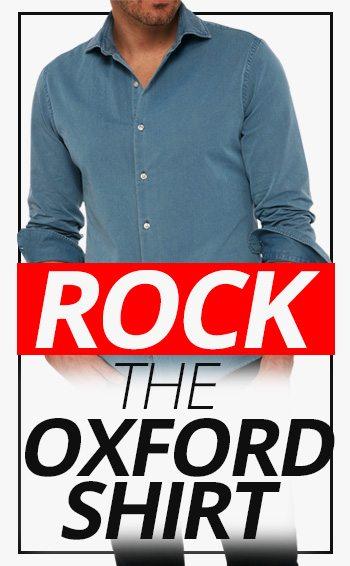 8ed9c856486 ROCK Oxfords (Shirts