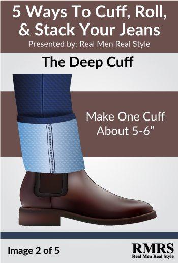 jeans-deep-cuff