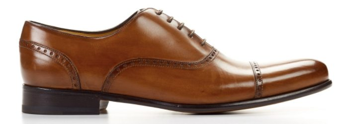 Paul-Evans-Brando-Semi-Brogue-brown-dress-shoe
