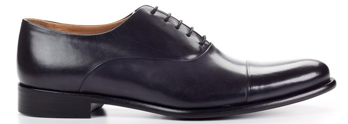 Paul-Evans-Cagney-Cap-Toe-Oxford-black-dress-shoe