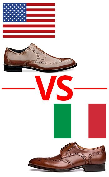 italian vs american dress shoes is there one perfect shoe for