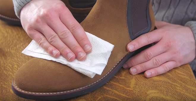 Ultimate Guide To Suede Care | How Do You Clean Suede?