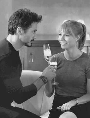 Tony Stark style behavior showdown