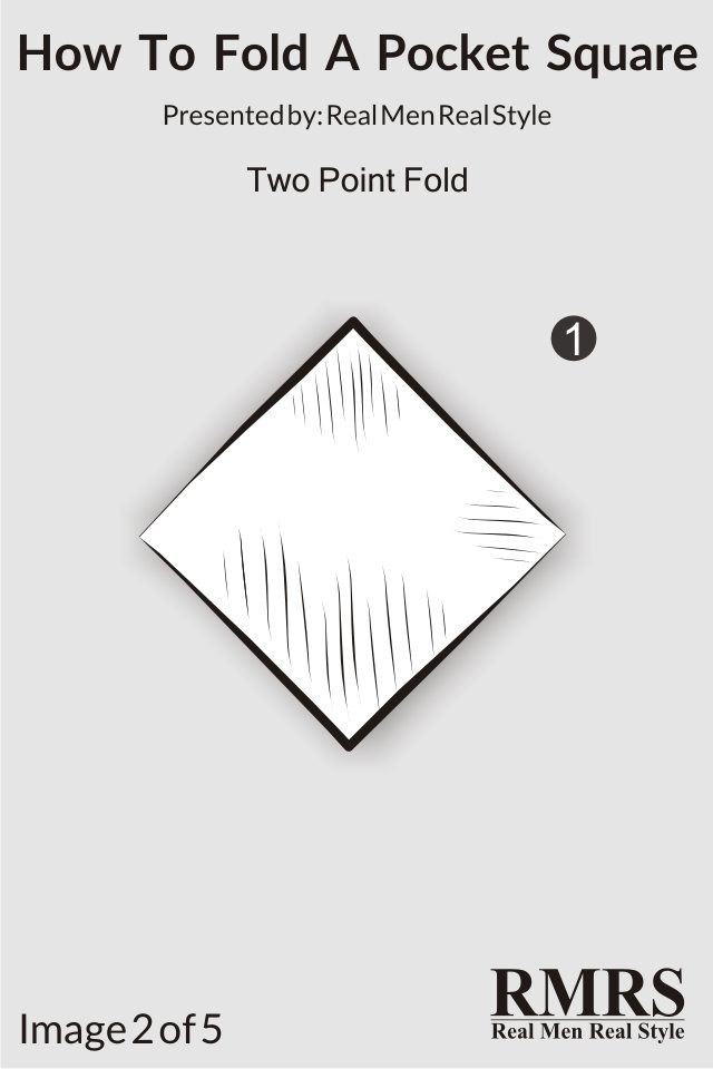 pocket-square-two-point-fold-step-1