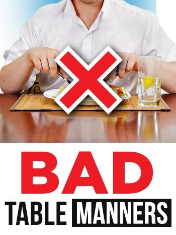 Dining Etiquette Rules EVERY Man Must Know How To Have Good Table - Open table rules