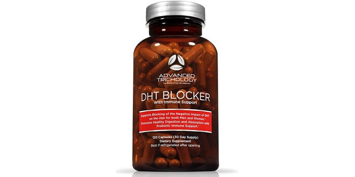 DHT Blocker Top 10 - Best Products To Beat Hair Loss In 2019