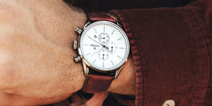 vincero chrono s brown