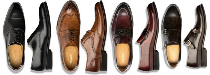 dress shoe construction men