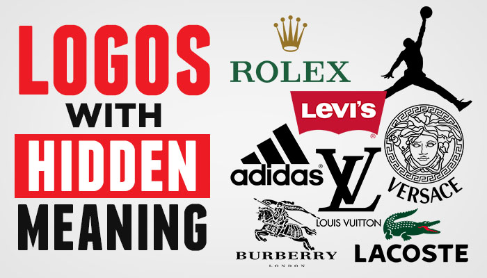 clothing logos with hidden meanings