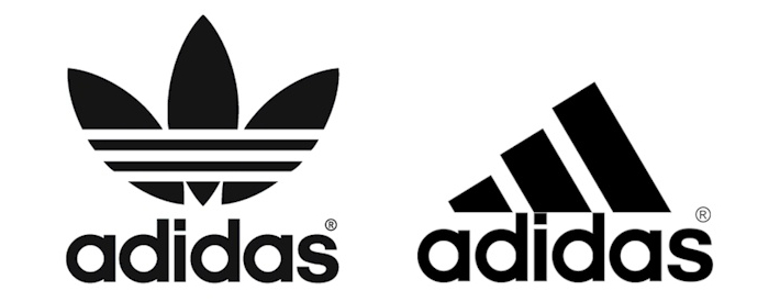 adidas clothing logos with hidden meaning