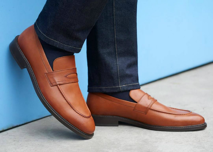 cohen loafer luxury shoes