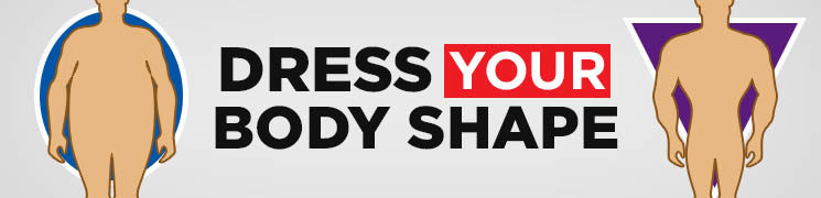 dress your body shape
