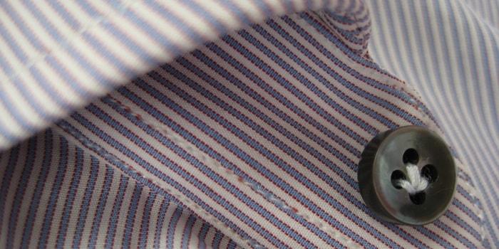 dress shirt button