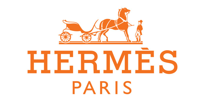hermes logo - clothing logos with hidden meaning