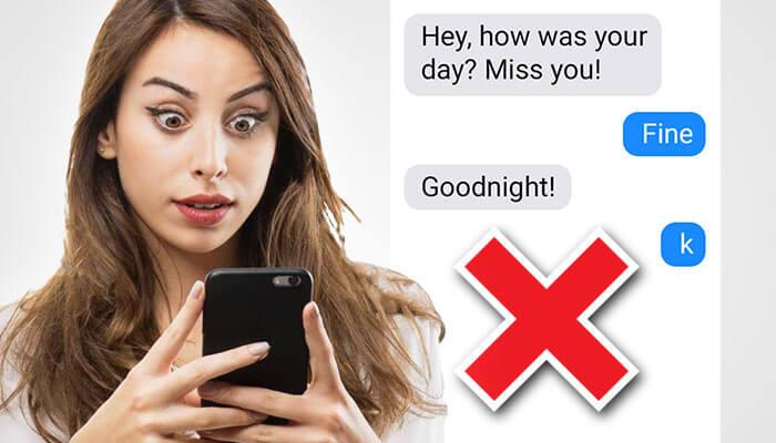 Text single women