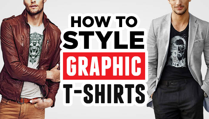 a951b568 Style Graphic Tees - 5 Tips To Rock Them With ANYTHING (Even A Suit)