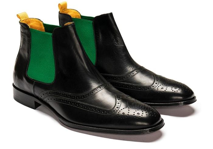 undandy chelsea boots