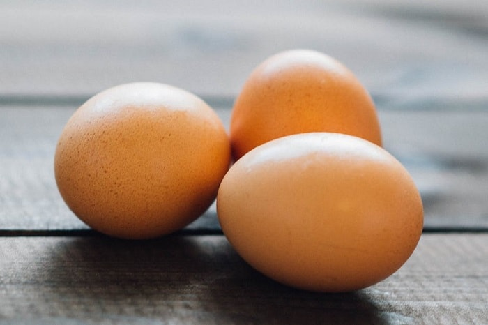eggs have protein