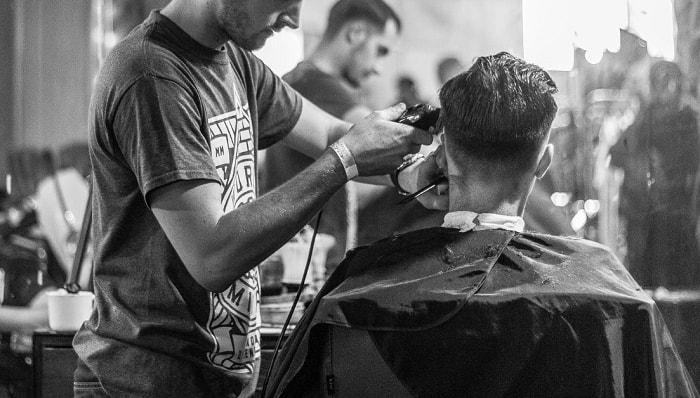 barber visit