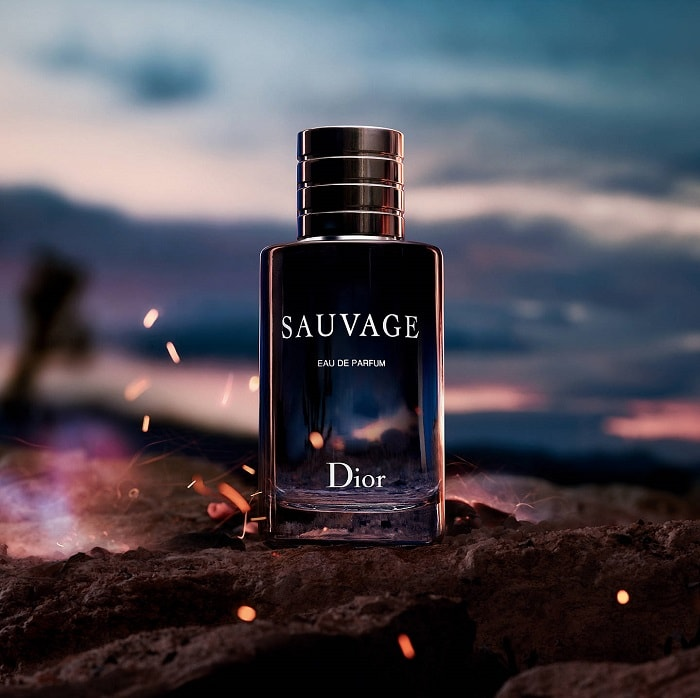 dior sauvage picture