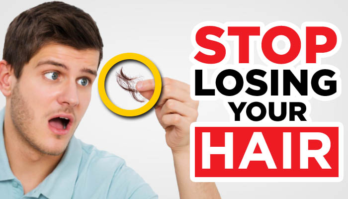hair loss in men header